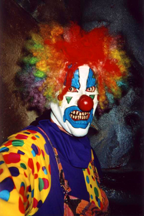 Clown Pictures Scary